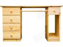 Rió 1 fiókos számítógépasztal, Kategória:Fenyő íróasztal