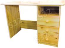 Rió 3 fiókos 1 polcos íróasztal, Kategória:Fenyő íróasztal