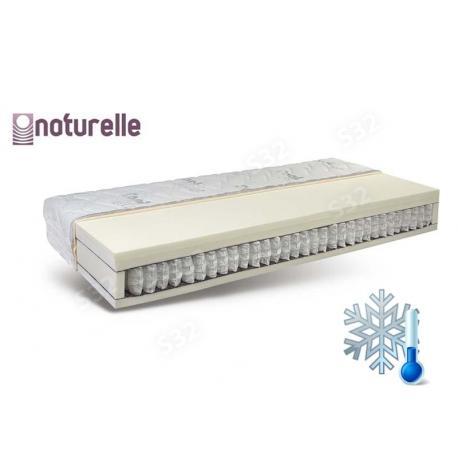 Naturelle Ergo7 Memo Eco Cool Plus táskarugós matrac, Kategória:Matracok fenyő ágyhoz