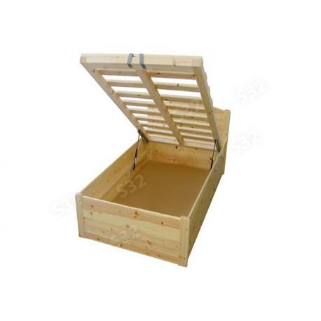 Henrik fenyő ágyneműtartós ágy, Kategória:Fenyő ágy