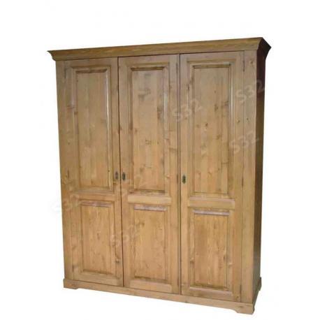 Onyx 3 ajtós szekrény, Kategória:Fenyő szekrény