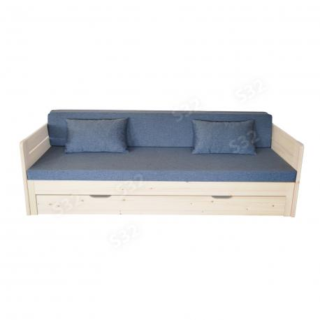 Vanessa kihúzható kanapéágyra szivacs, Kategória:Matracok fenyő ágyhoz